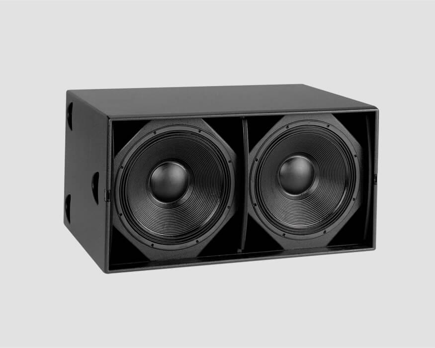 MartinAudio-WS218X