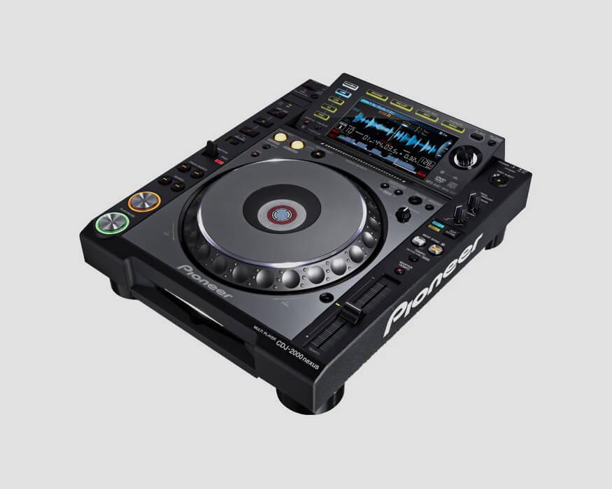 Pioneer-CDJ-2000-NXS