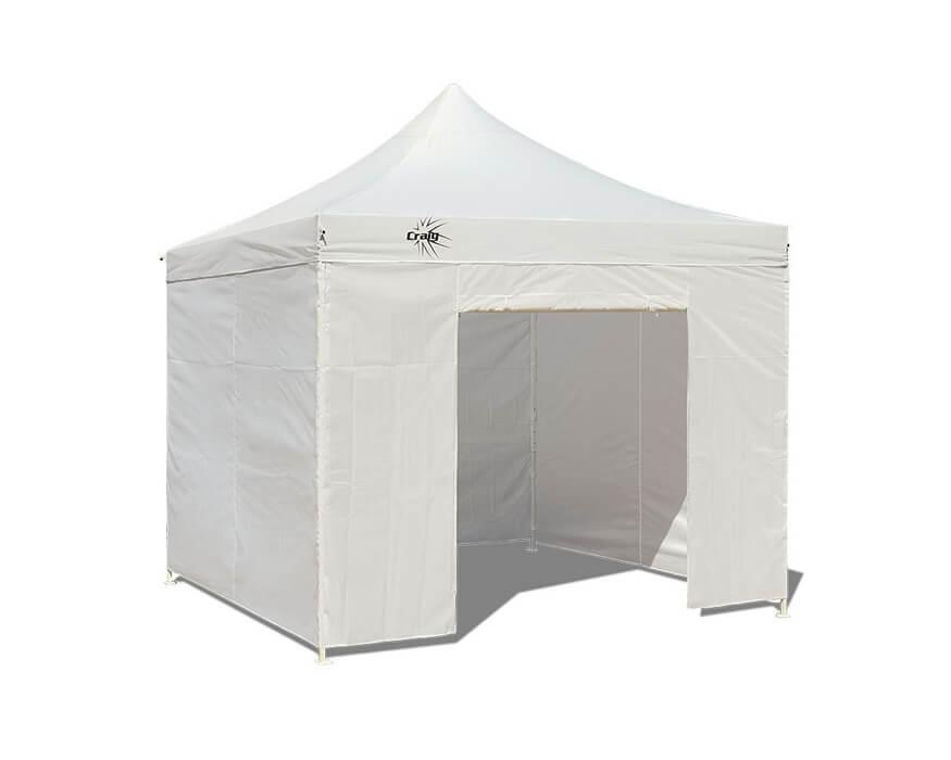 Tent-3x3m-white-(3-walls)