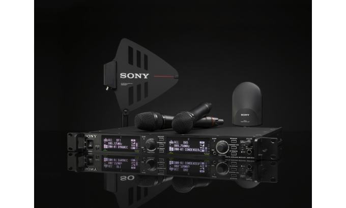 SONY Digital Wireless DWR-R01D
