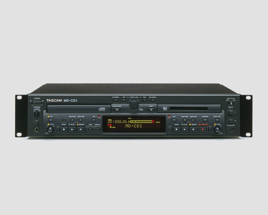 TASCAM-MD-CD1-MKII