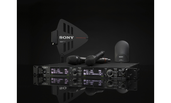 SONY Digital Wireless DWR-R01D